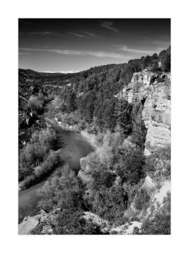 Alcanadre River
