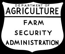 Logotip de la FSA