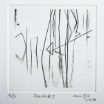 Title: Reeds #3 Image size: 9x9cm
