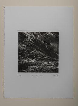 Sun paths#1 - Plate 18x18cm - Paper 28x38cm